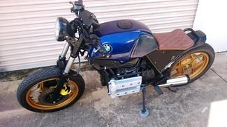 1987 BMW K75 BRAT STYLE CUSTOM MOTORCYCLE Cocoa, Florida 17