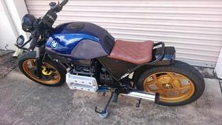 1987 BMW K75 BRAT STYLE CUSTOM MOTORCYCLE Cocoa, Florida 19