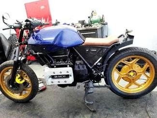 1987 BMW K75 BRAT STYLE CUSTOM MOTORCYCLE Cocoa, Florida 21