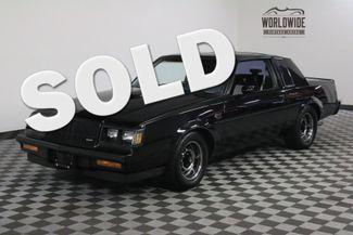 1987 Buick GRAND NATIONAL ONE OWNER LOW MILES ORIGINAL | Denver, Colorado | Worldwide Vintage Autos in Denver Colorado