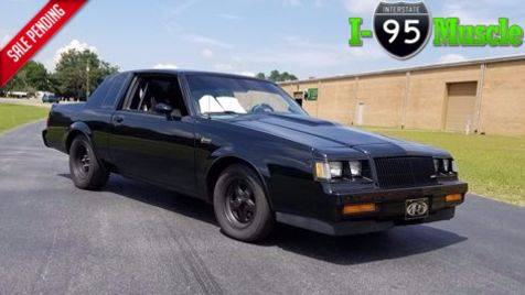 1987 Buick GRAND NATIONAL 3.8L TURBO in Hope Mills, NC