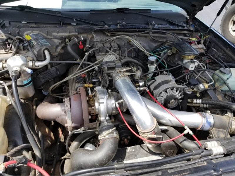 1987 Buick GRAND NATIONAL 38L TURBO  in Hope Mills, NC