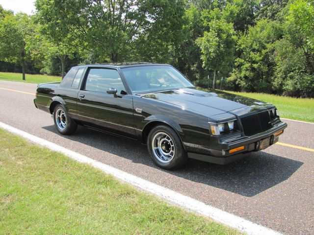 1987 Buick Regal Grand National St. Louis, Missouri 0