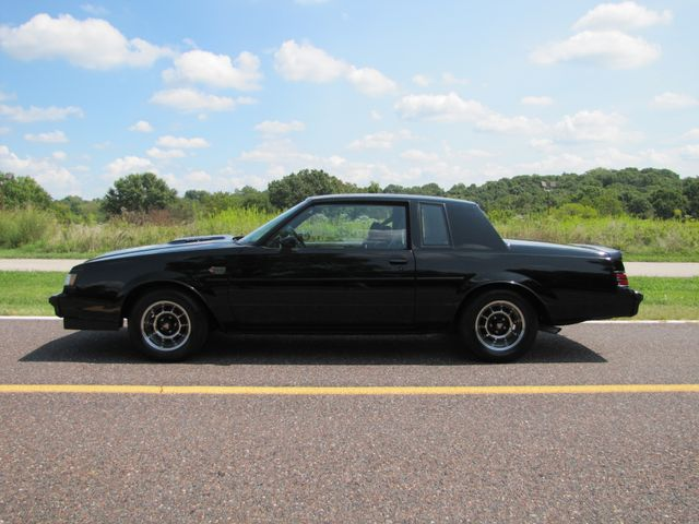 1987 Buick Regal Grand National St. Louis, Missouri 7