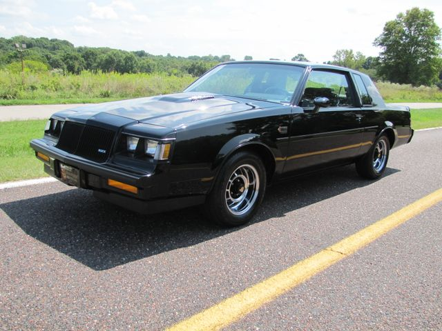 1987 Buick Regal Grand National St. Louis, Missouri 8