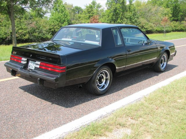 1987 Buick Regal Grand National St. Louis, Missouri 1