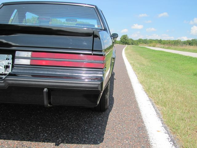 1987 Buick Regal Grand National St. Louis, Missouri 4