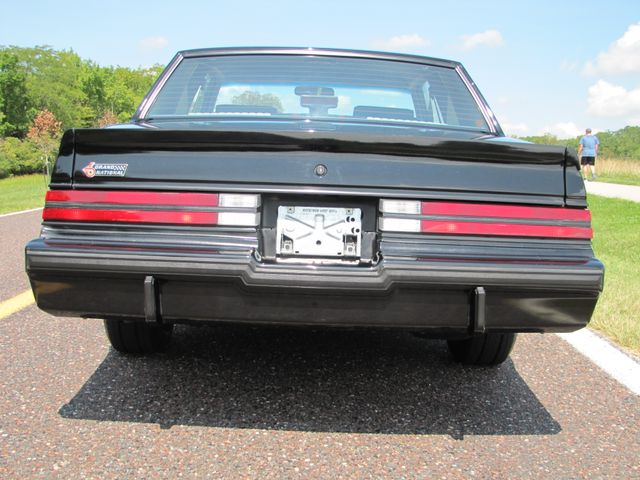 1987 Buick Regal Grand National St. Louis, Missouri 5