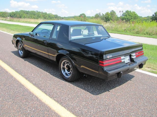 1987 Buick Regal Grand National St. Louis, Missouri 6