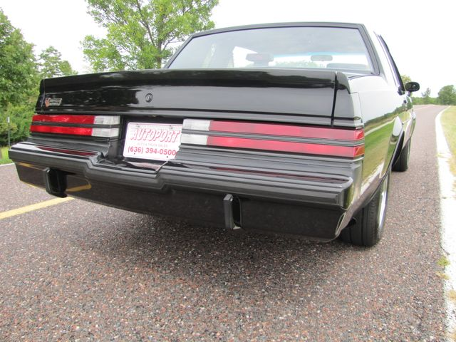 1987 Buick Regal Grand National St. Louis, Missouri 18