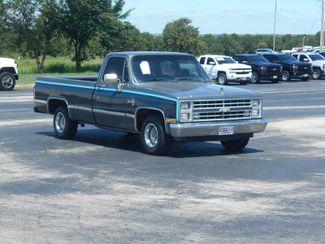 1987 Chevrolet 1/2 Ton Pickups Blanchard, Oklahoma