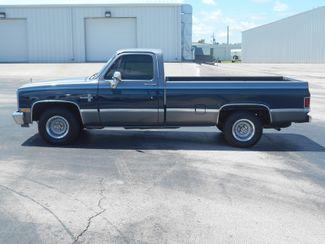 1987 Chevrolet 1/2 Ton Pickups Blanchard, Oklahoma 10