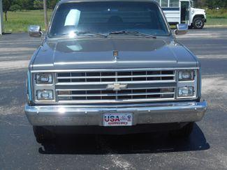 1987 Chevrolet 1/2 Ton Pickups Blanchard, Oklahoma 2