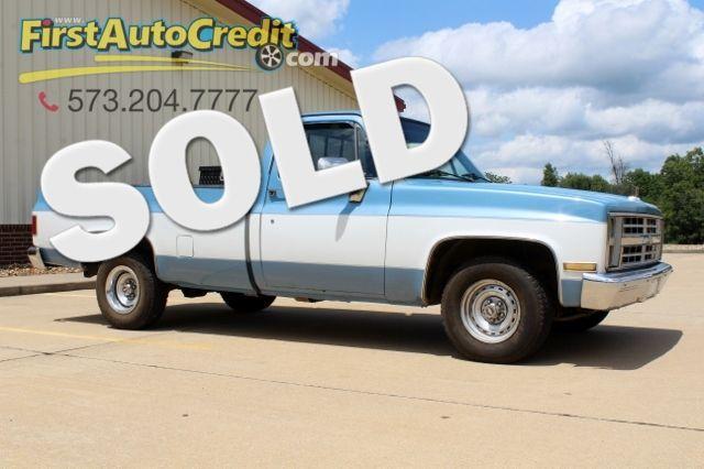 1987 Chevrolet 1/2 Ton Pickups  | Jackson , MO | First Auto Credit in Jackson  MO