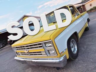 1987 Chevrolet 1/2 Ton Pickups SWB SHORT WIDE BED RedLineMuscleCars.com, Oklahoma