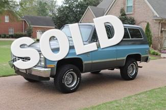 1987 Chevrolet K5 Blazer 4WD in Marion, Arkansas