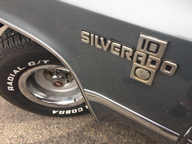1987 Chevrolet R/V10 Silverado RedLineMuscleCars.com, Oklahoma 18