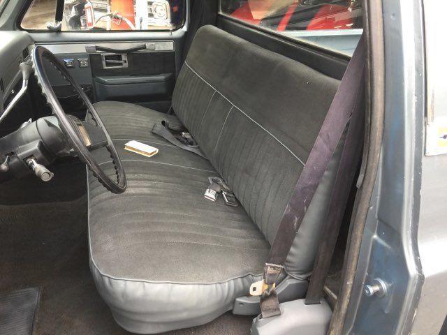 1987 Chevrolet R/V10 Silverado RedLineMuscleCars.com, Oklahoma 38
