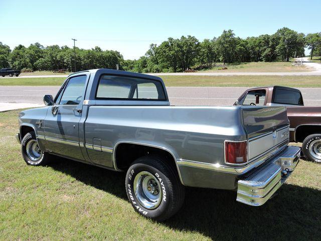 1987 Chevrolet R/V10 Silverado RedLineMuscleCars.com, Oklahoma 2