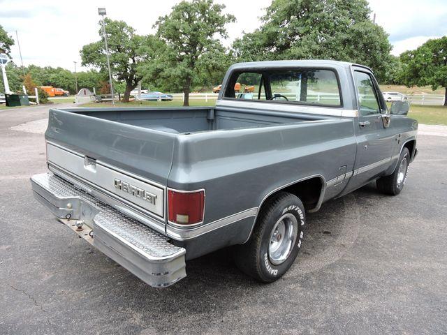 1987 Chevrolet R/V10 Silverado RedLineMuscleCars.com, Oklahoma 3