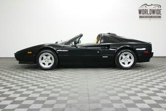 1987 Ferrari 328 GTS STUNNING. BELT SERVICE. 35K MILES. NERO BLACK! in Denver, Colorado