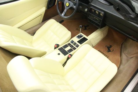 1987 Ferrari 328 GTS STUNNING. BELT SERVICE. 35K MILES. NERO BLACK! | Denver, Colorado | Worldwide Vintage Autos in Denver, Colorado