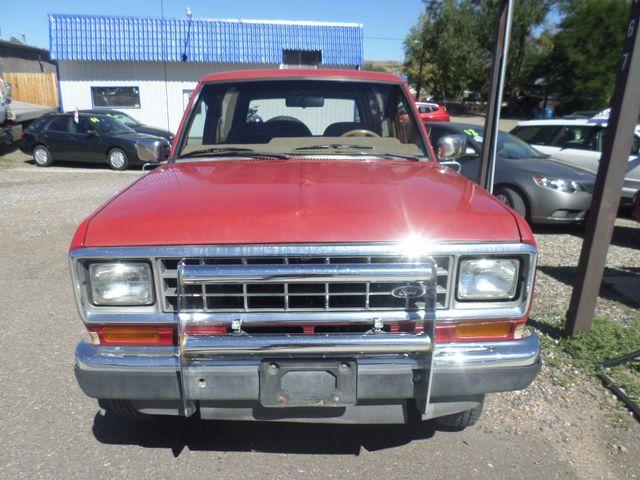 1987 Ford Bronco II Eddie Bauer Golden, Colorado 1