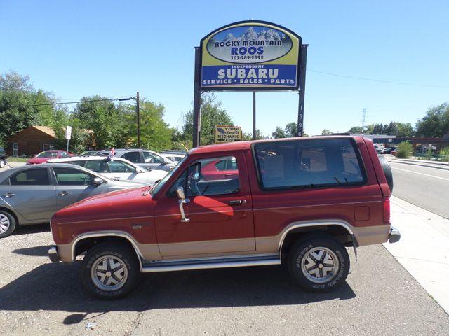 1987 Ford Bronco II Eddie Bauer Golden, Colorado 2