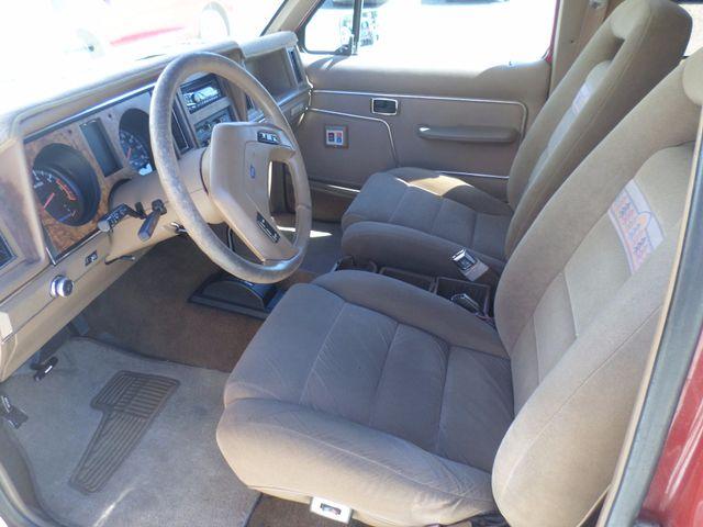 1987 Ford Bronco II Eddie Bauer Golden, Colorado 5