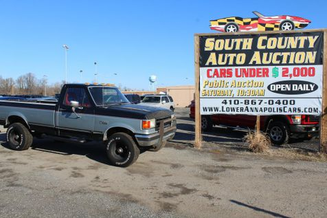 1987 Ford F-250  in Harwood, MD