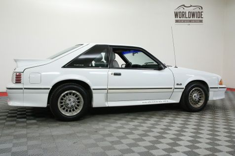 1987 Ford MUSTANG GT ONE OWNER 64K MILES COLLECTOR GRADE | Denver, CO | WORLDWIDE VINTAGE AUTOS in Denver, CO
