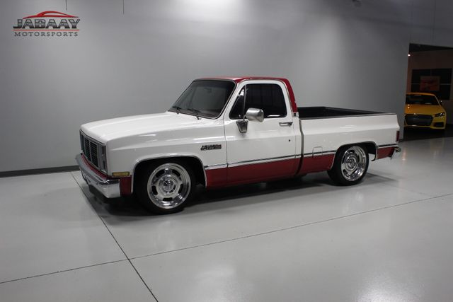 1987 GMC 1/2 Ton Pickups Merrillville, Indiana 23