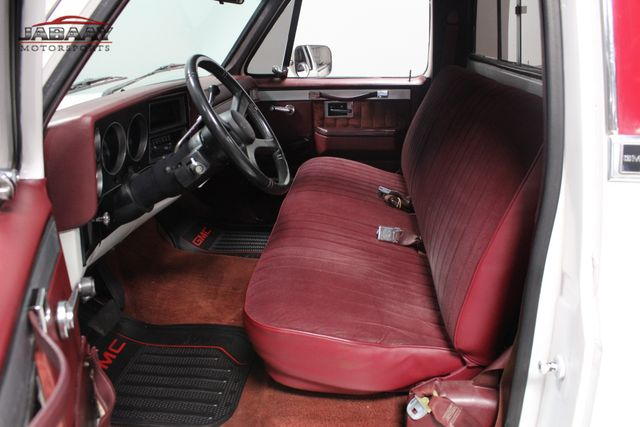1987 GMC 1/2 Ton Pickups Merrillville, Indiana 10