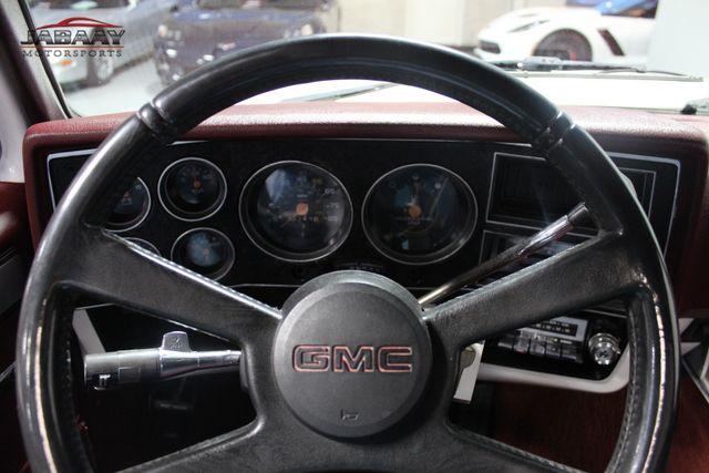 1987 GMC 1/2 Ton Pickups Merrillville, Indiana 15