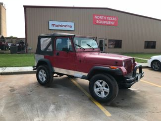 1987 Jeep Wrangler in Fort Worth, TX