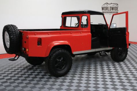 1987 Land Rover DEFENDER 110 RESTORED LHD DIESEL | Denver, Colorado | Worldwide Vintage Autos in Denver, Colorado