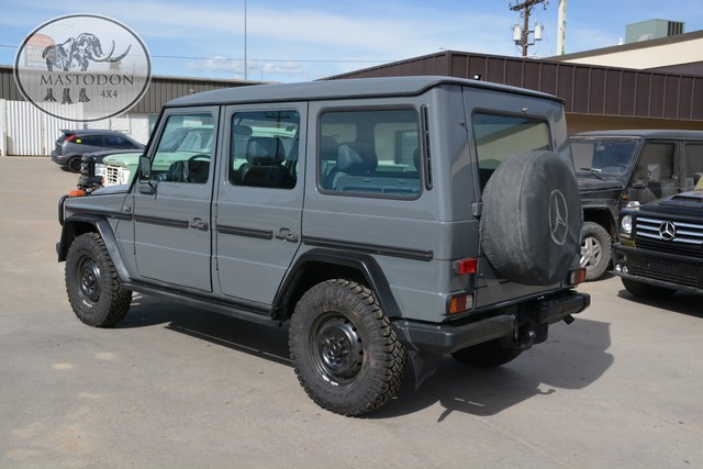 1987 mercedes benz g class g wagon g class 4x4 4 door long. Black Bedroom Furniture Sets. Home Design Ideas
