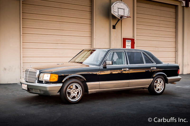 1987 mercedes benz 300 series 300sdl concord ca for Mercedes benz credit score requirements