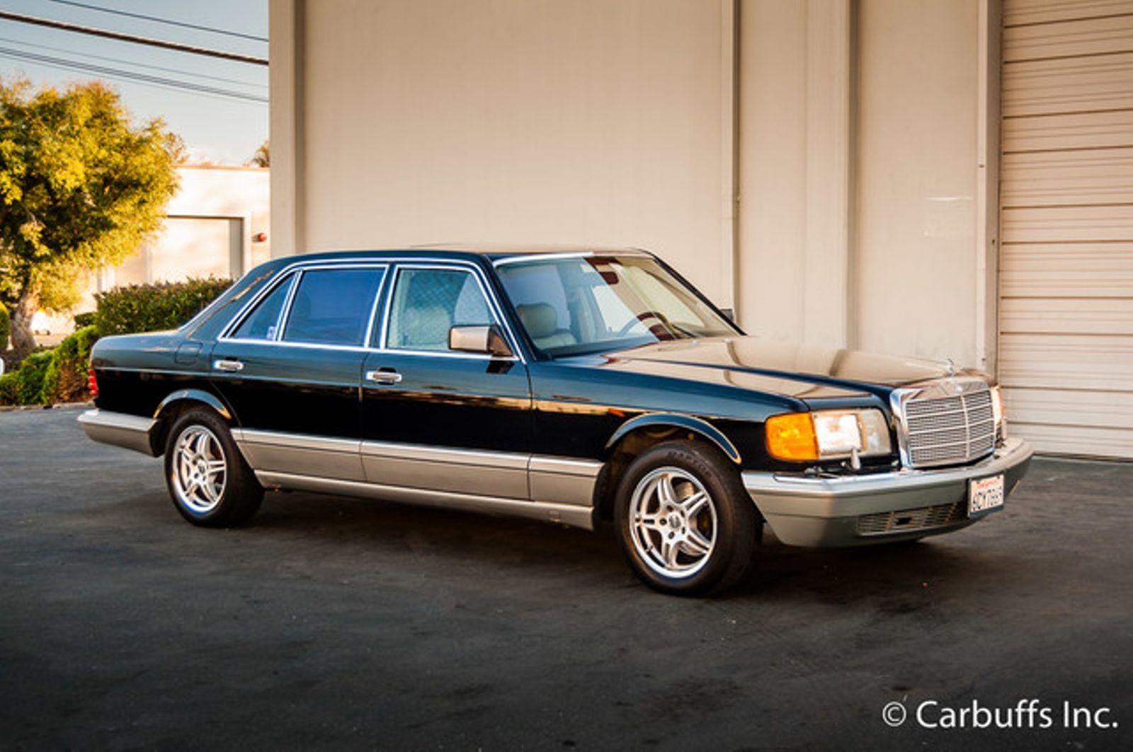 1987 mercedes benz 300 series 300sdl concord ca for Mercedes benz 300 series