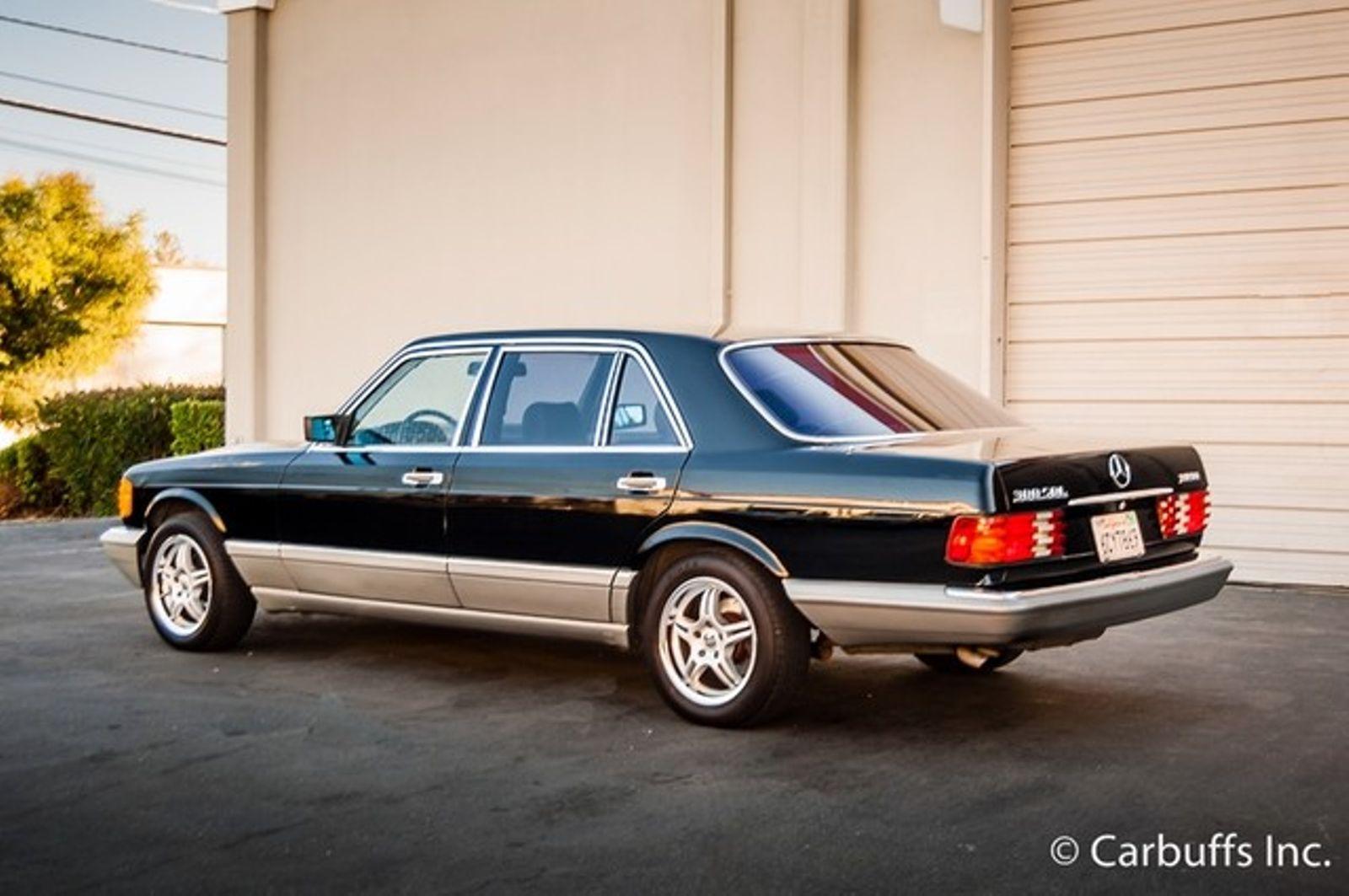 1987 mercedes benz 300 series 300sdl concord ca for 1987 mercedes benz