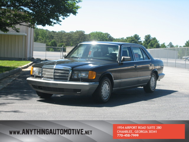 1987 Mercedes-Benz 420 SEL Long wheel-base Chamblee, Georgia 0