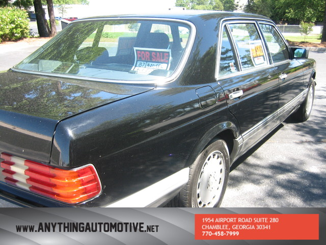 1987 Mercedes-Benz 420 SEL Long wheel-base Chamblee, Georgia 16