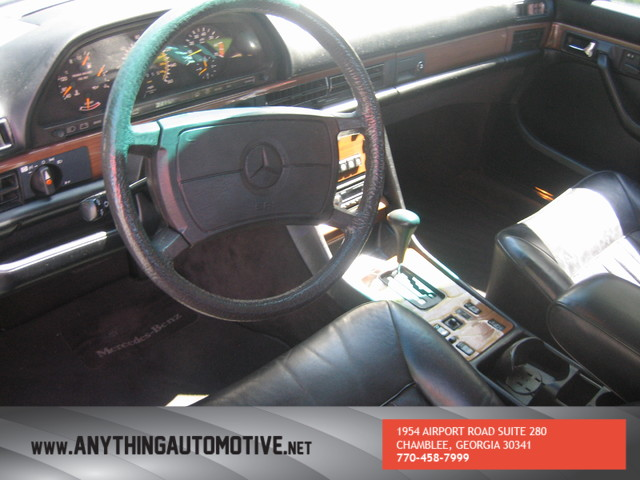 1987 Mercedes-Benz 420 SEL Long wheel-base Chamblee, Georgia 30