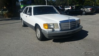 1987 Mercedes-Benz 420 Series Dunnellon, FL