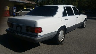 1987 Mercedes-Benz 420 Series Dunnellon, FL 2