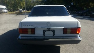 1987 Mercedes-Benz 420 Series Dunnellon, FL 3