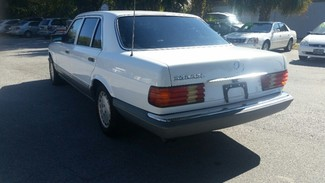1987 Mercedes-Benz 420 Series Dunnellon, FL 4