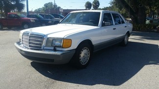 1987 Mercedes-Benz 420 Series Dunnellon, FL 6