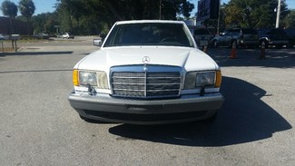 1987 Mercedes-Benz 420 Series Dunnellon, FL 7