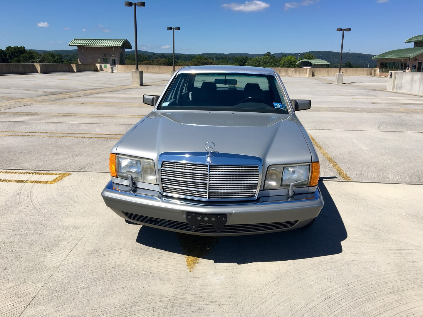 1987 mercedes benz 560 series 560sel for Mercedes benz pa